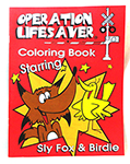 COLORING BOOKS (500/CASE)