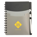 Notebook with Pen & Pkt